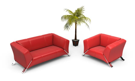 Fake Palms for Interior Decorating